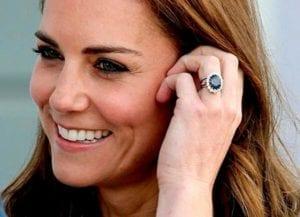Kate Middleton engagement ring NY prenup